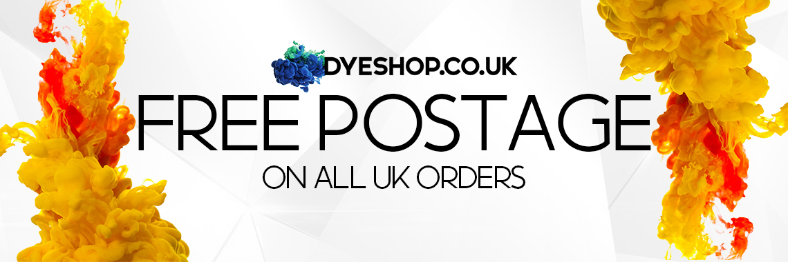 Dyeshop Free Postage