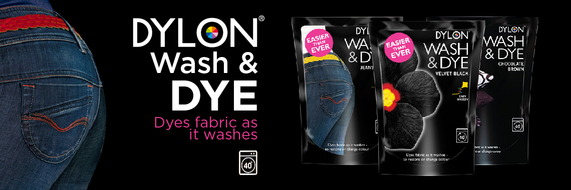 Dylon Wash and Dye