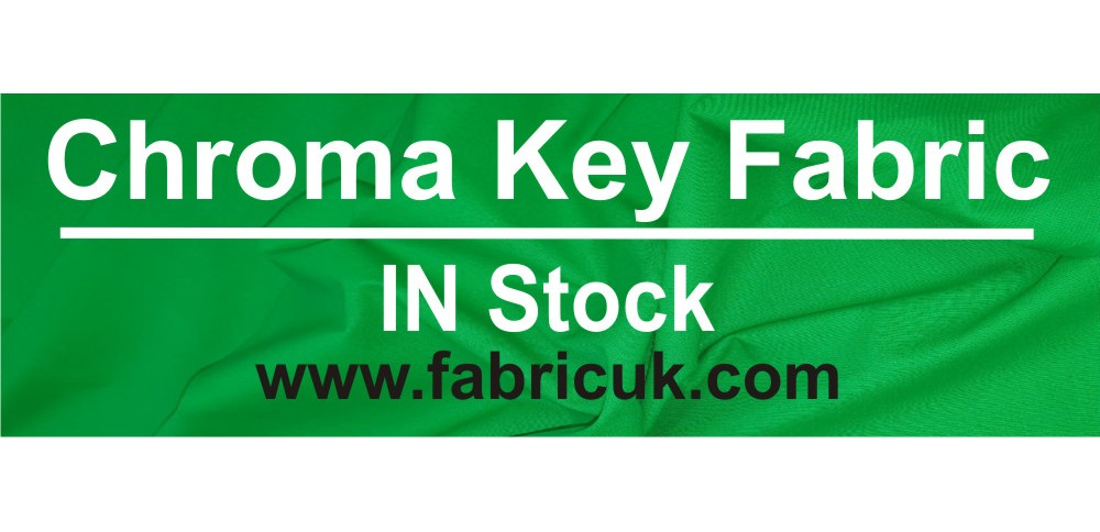 Chroma Key Fabric Green Screen Fabric