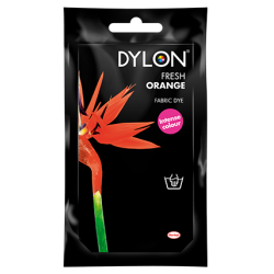 Dylon Hand Dye - Fresh Orange