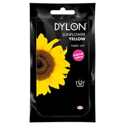 Dylon Hand Dye - Sunflower Yellow