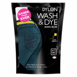 Dylon Wash & Dye - Jeans Blue