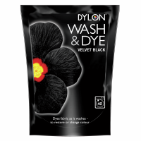 Dylon Wash & Dye - Velvet Black