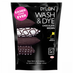Dylon Wash & Dye - Chocolate Brown