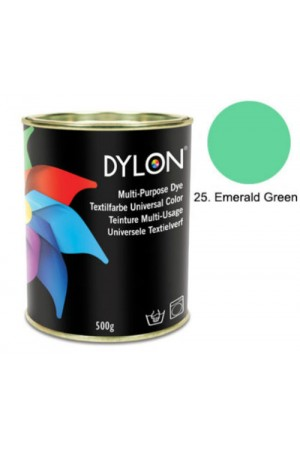 Dylon Multi Purpose Dye - Emerald - 500g