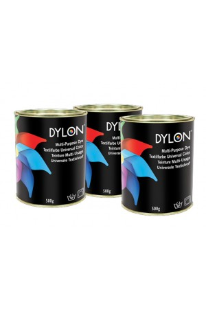 Dylon Multi Purpose Dye - Large Tin 500g
