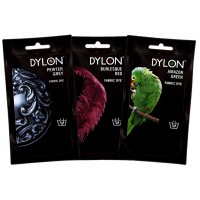 Dylon Hand Dye For Fabric Dyeing - All Colours