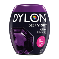 Dylon Machine Dye Pod - Deep Violet 30