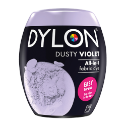 Dylon Machine Dye Pod - Dusty Violet 02