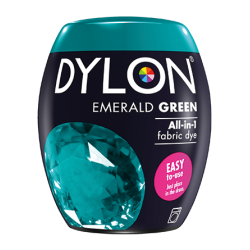 Dylon Machine Dye Pod - Emerald Green 04