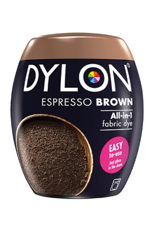Dylon Machine Dye Pod - Espresso Brown 11