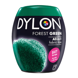 Dylon Machine Dye Pod - Forest Green 09