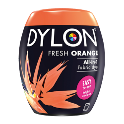 Dylon Machine Dye Pod - Fresh Orange 55