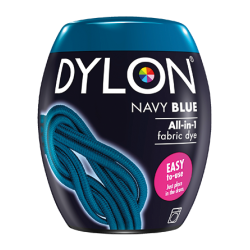 Dylon Machine Dye Pod - Navy Blue 08