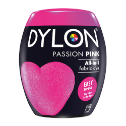 Dylon Machine Dye Pod - Passion Pink 29