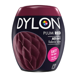 Dylon Machine Dye Pod - Plum Red 51