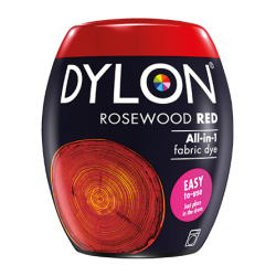 Dylon Machine Dye Pod - Rosewood Red 64