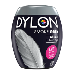 Dylon Machine Dye Pod - Smoke Grey 65