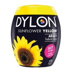 Dylon Machine Dye Pod - Sunflower Yellow 05