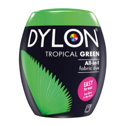 Dylon Machine Dye Pod - Tropical Green 03
