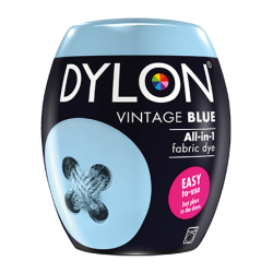 Dylon Machine Dye Pod - Vintage Blue 06