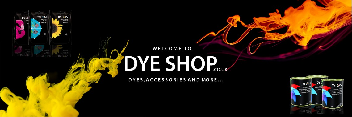 DyeShop Home Banner
