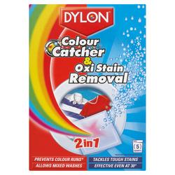 Dylon Colour Catcher & Oxi Stain Removal