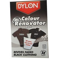 Dylon Colour Renovator Black