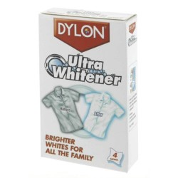 Dylon Ultra Whitener 4 Sachets