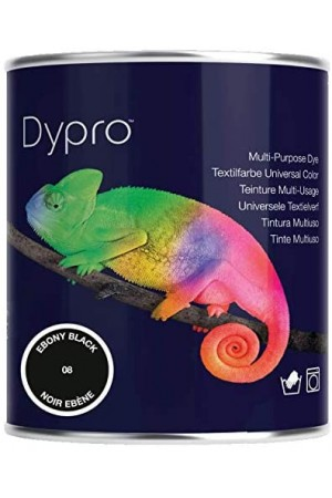 Dypro Multi Purpose Dye 500g - Ebony Black