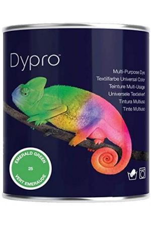 Dypro Multi Purpose Dye 500g - Emerald Green