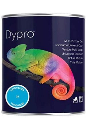 Dypro Multi Purpose Dye 500g - Kingfisher Turquoise